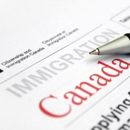 加拿大联邦移民项目
